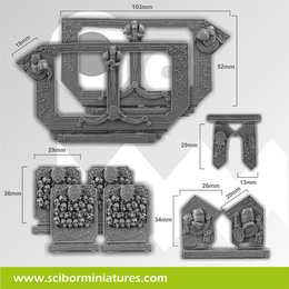 Templar Big Conversion Set