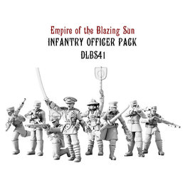 Infantry Officer Set