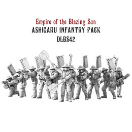 Ashigaru Infantry Set