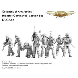 Commando Infantry Set