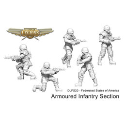 Armoured Infantry Section