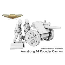 Armstrong 14 Pounder Cannon