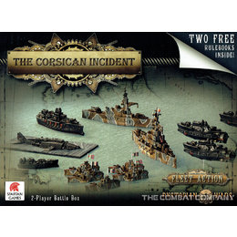 The Corsican Incident 2 Player Box Set