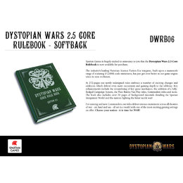 2.5 Core Rulebook Softback