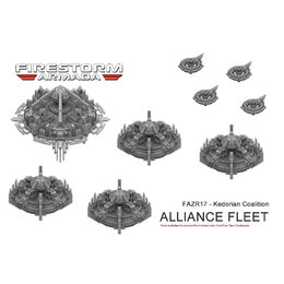 Kedorian Alliance Fleet