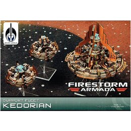 Kedorian Support Fleet