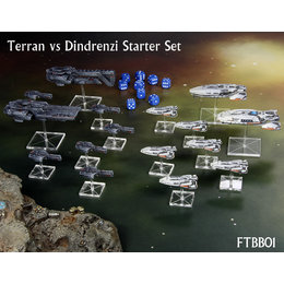 Taskforce - Terran vs Dindrenzi