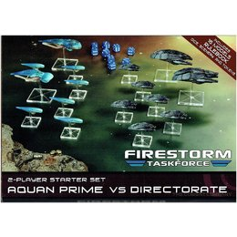 Taskforce - Aquan vs Directorate