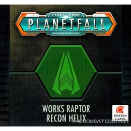 Works Raptor Allied Recon Helix