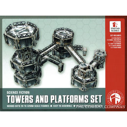 Towers & Platforms Set
