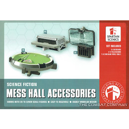Mess Hall Accessories