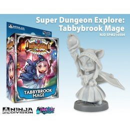 Super Dungeon Explore - Tabbybrook Mage