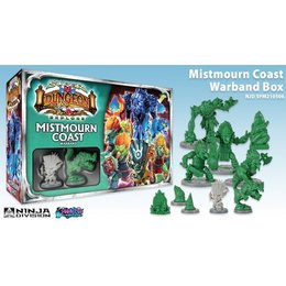 Super Dungeon Explore - Mistmourn Coast Warband
