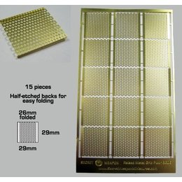 Brass Etch - Metal Grid