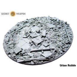 Urban Rubble Elipse 120mm