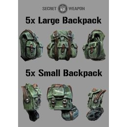 Backpacks - Mixed