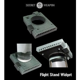 Flight Stand Widget - w/2in Rod