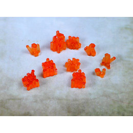Esper Crystals - Chaos Pack - Orange