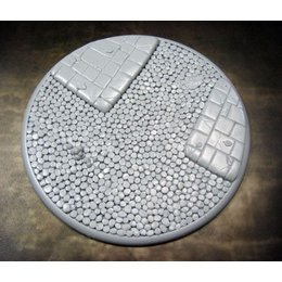 Cobblestone Round Lip 120mm