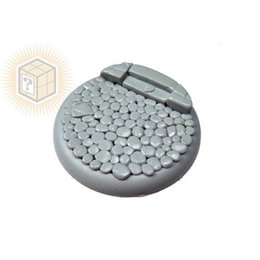 Cobblestone Round Lip 50mm #1