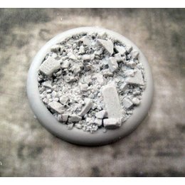 Urban Rubble Round Lip 50mm #2