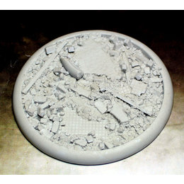 Urban Rubble Round Lip 80mm