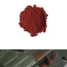 Rust Red