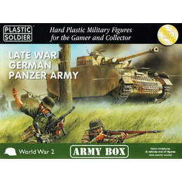 Late War German Panzer Army