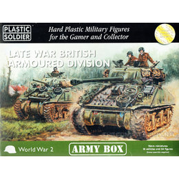 Late War British Armoured Division