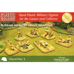 Soviet Infantry Heavy Weapons - 1/72nd