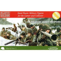 American Infantry Heavy Weapons 1944-45 - 1/72nd