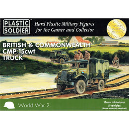British and Commonwealth CMP 15 CWT Trucks