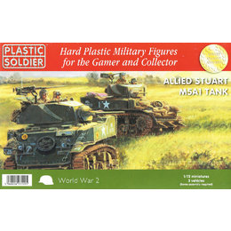 Allied Stuart M5A1 - 1/72nd