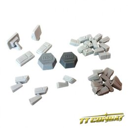 Security Set (Bank Accessories 2) (resin)
