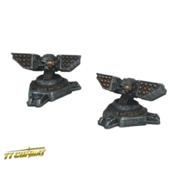 Multiple Rocket Systems (resin)