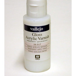 Gloss Varnish 60ml