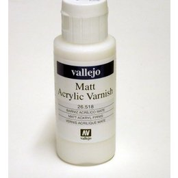 Matt Varnish 60ml