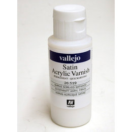Satin Varnish 60ml