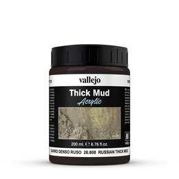 Thick Mud - Russian Mud