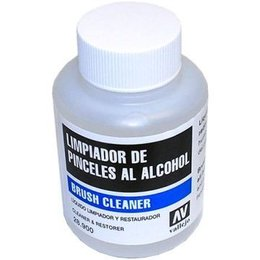 Brush Cleaner - Alcohol Based