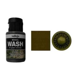 512 Wash - Dark Green