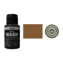 523 Wash - European Dust