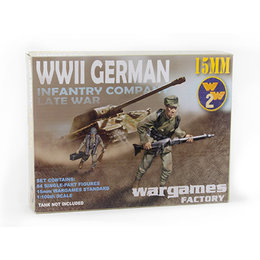 German Infantry Company