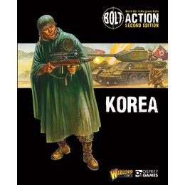 Bolt Action: Korea Supplement + Exclusive Frozen Chosin Model
