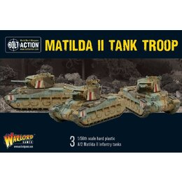 British: Matilda II Troop