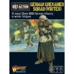 German Grenadiers Squad (Winter)