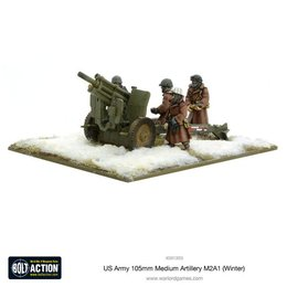 American 105mm Howitzer M2A1 (Winter)
