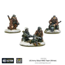 American .50 Cal HMG Team (Winter)