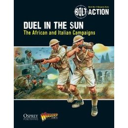 Duel in the Sun - The African & Italian Campaigns