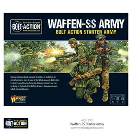 Waffen SS Starter Army 1000pts